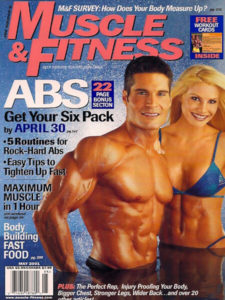 Personal Trainer John Turk of San Diego in Muscle & Fitness Magazine